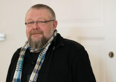 Andreas Grau, Bereichsleitung Gestaltung des Tages