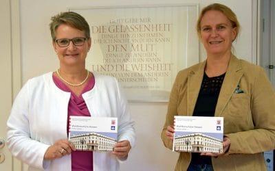 Broschüre zur Landtagswahl in Leichter Sprache
