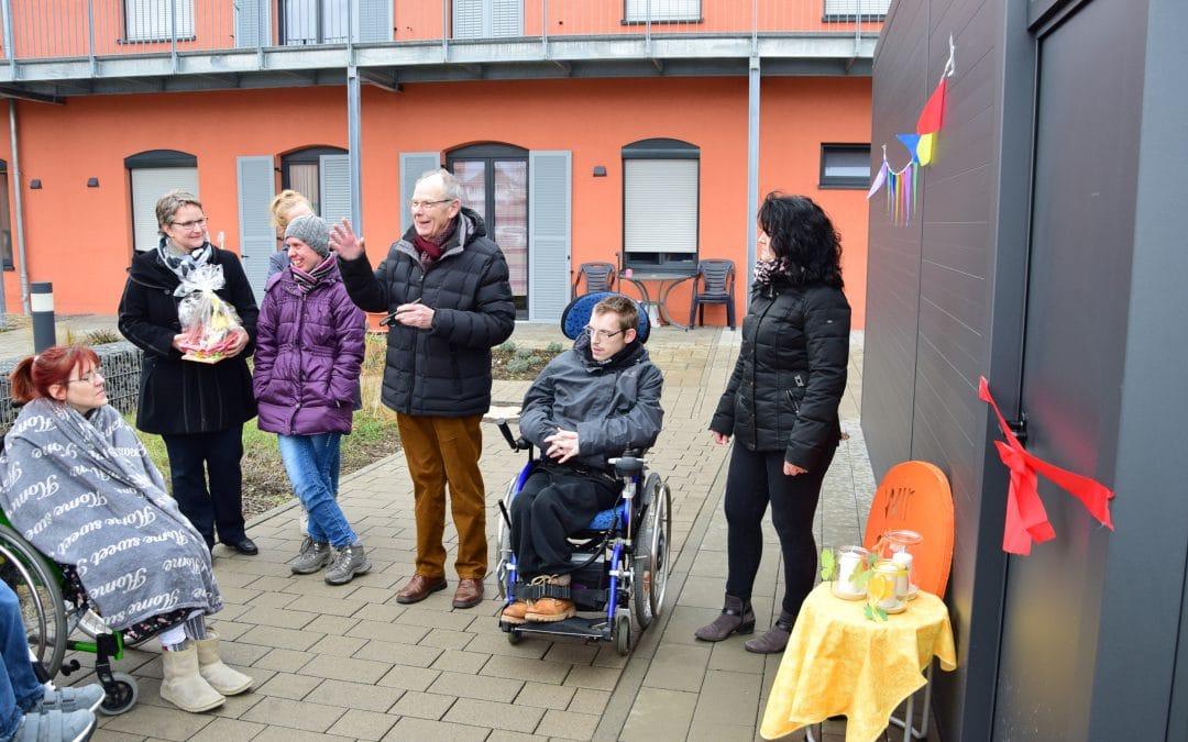 Neues Mehrzweckhaus aus Spenden finanziert