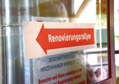 Renovierungsrallye