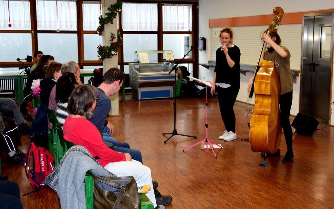 """""""Musik heilt, Musik tröstet, Musik bringt Freude"""""""