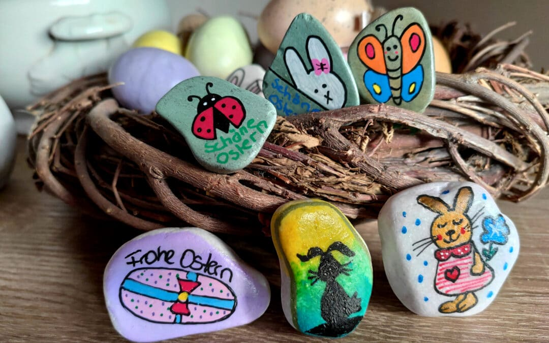 Glücksmomente zu Ostern